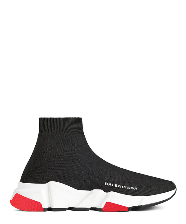 Balenciaga Mens Speed Runner Mid