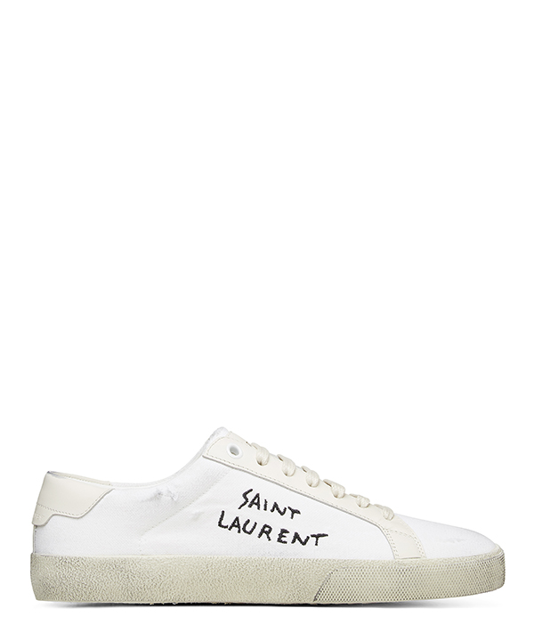 Saint Laurent Wmns Court Classic