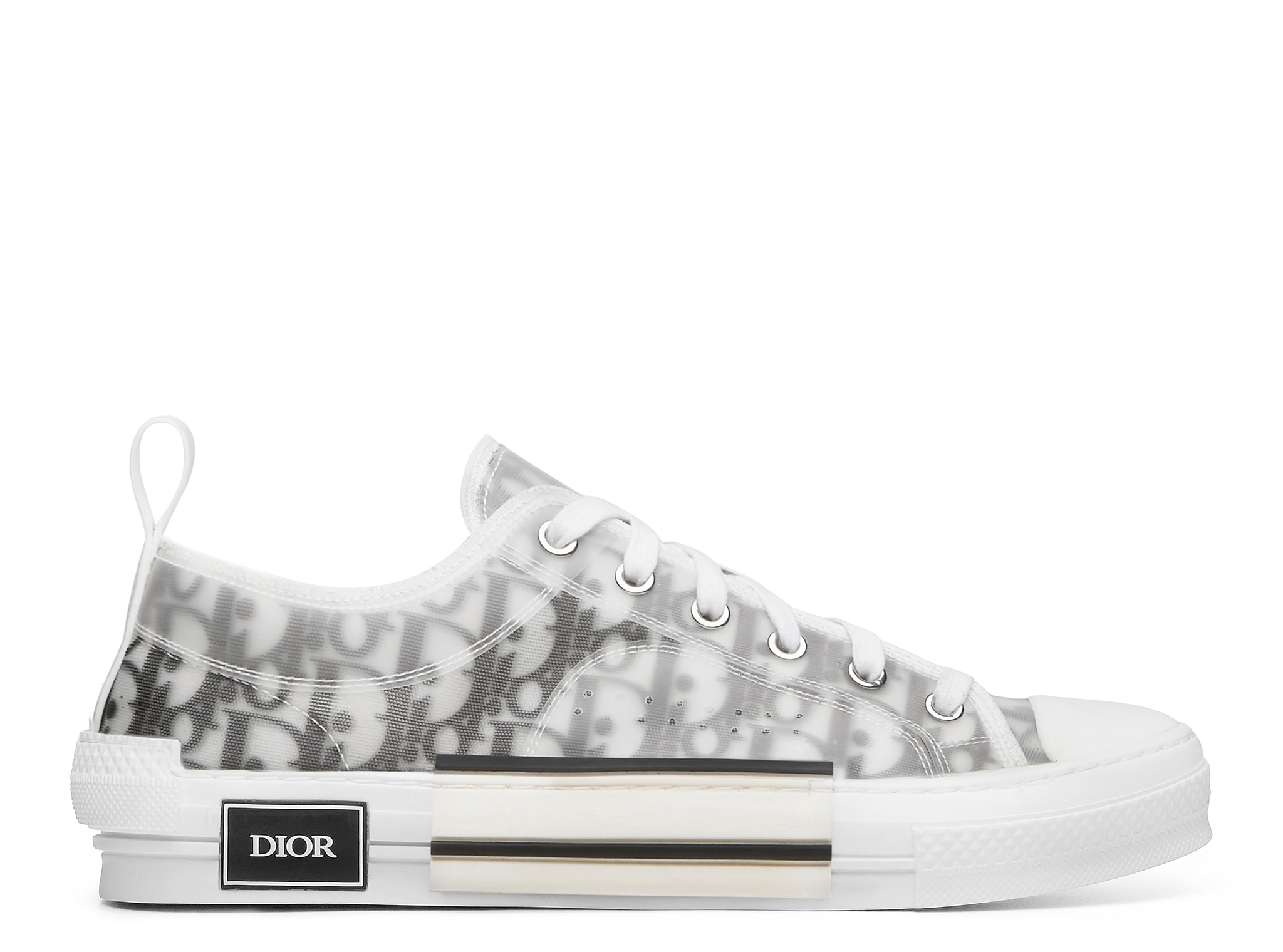 Dior Mens B23 Oblique Low Sneaker by Dior Sneakerboy Luxury Clothing In Store