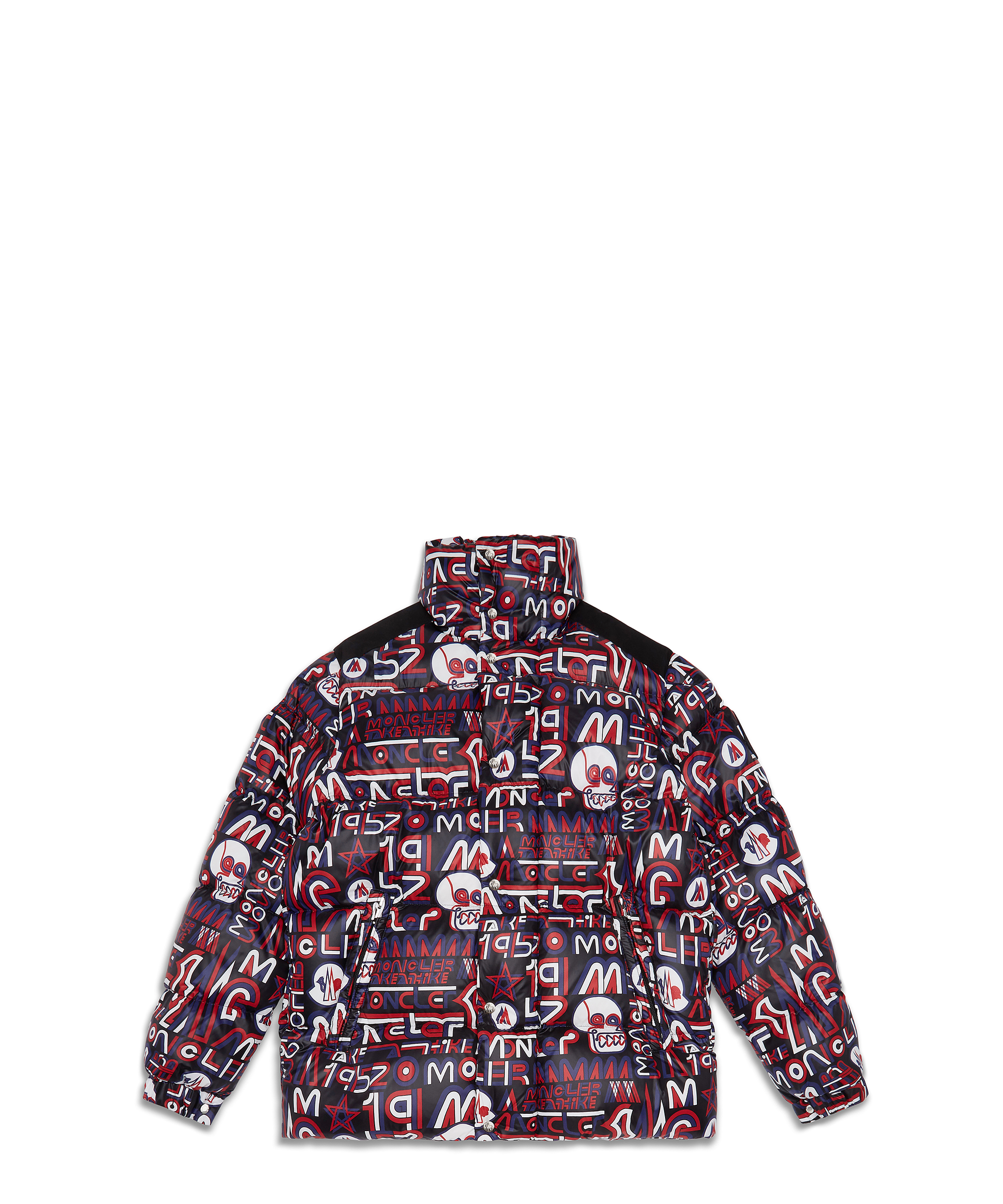 Moncler Genius 1952 Marennes Graphic Puffer Jacket by Luxury Moncler
